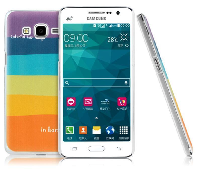 online retailer 3568d 61574 Samsung Galaxy Grand Prime G5308W Cartoon Hard Back Case Cover +FreeSP