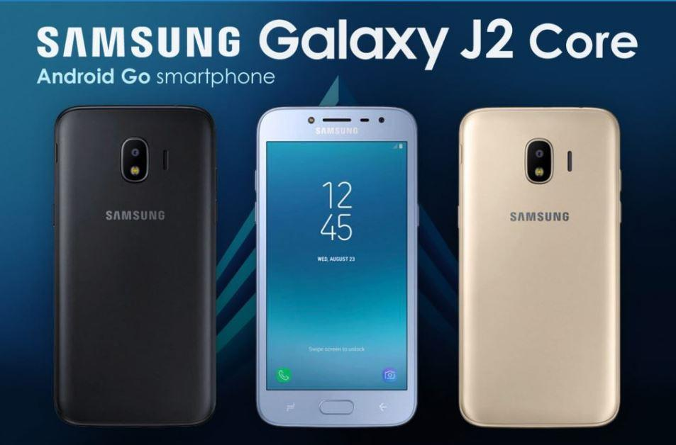 How To Flash Samsung J2 Core | CaraNgeflash