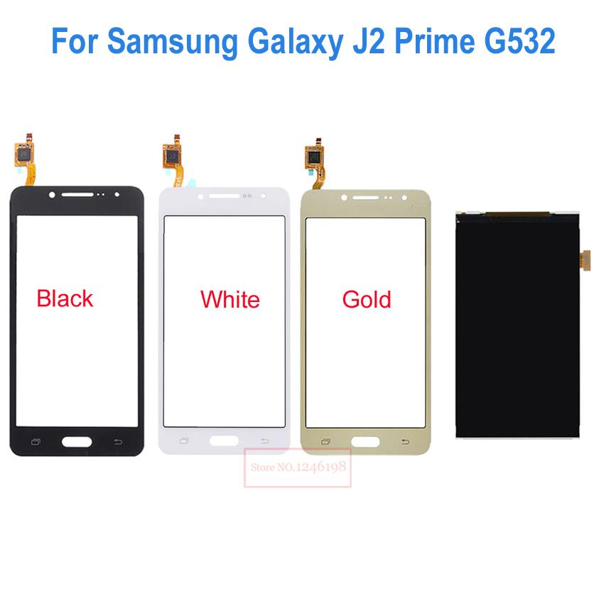Samsung Galaxy J2 Prime G532 G532F LCD Digitizer Touch Screen. ‹ ›