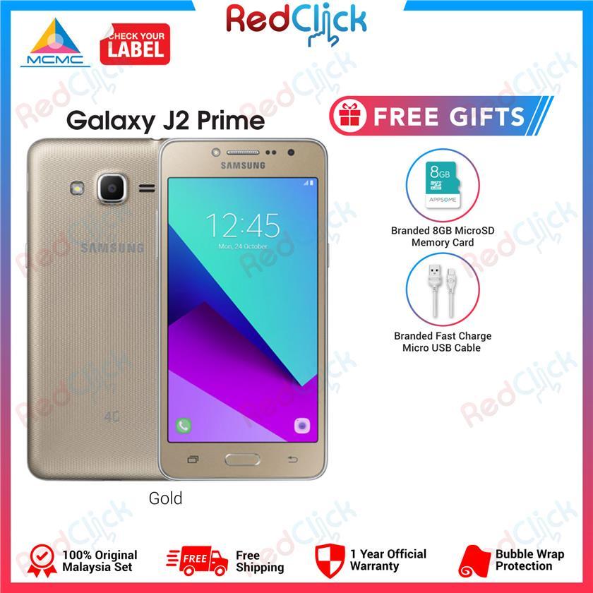 Samsung Galaxy J2 Prime/g532g 8GB + 2 Free Gift Worth RM49