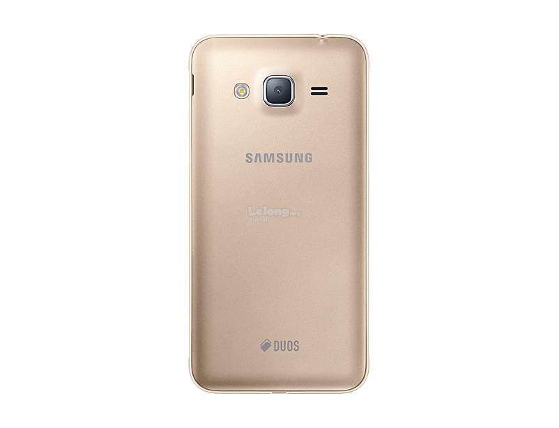 SAMSUNG GALAXY J3 GOLD (2016 SM-J320G/DS) ALL NEW with WARRANTY
