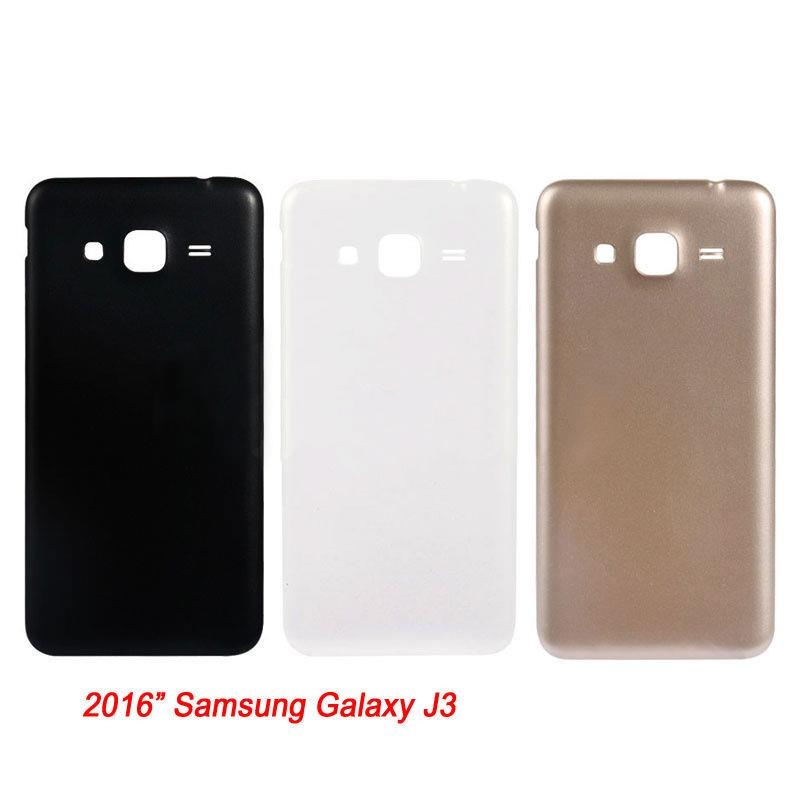Samsung Galaxy J3 J5 J7 2015 2016 Housing Battery Back Rear Cover