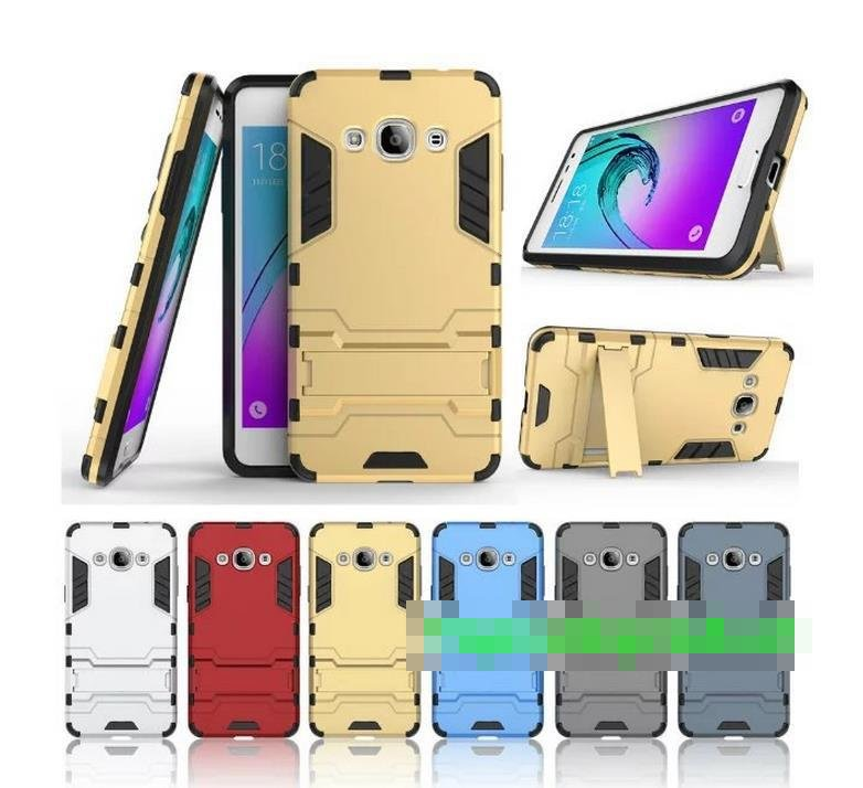 best service 3fcba 6c0db Samsung Galaxy J3 Pro 2016 J3110 Stand Armor Case Cover Casing + Gift