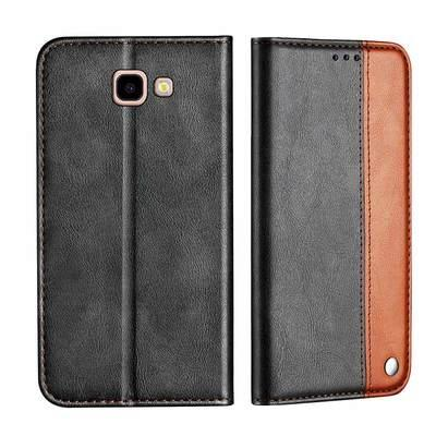 Samsung Galaxy J4 J6 plus cowhide real leather case casing cover