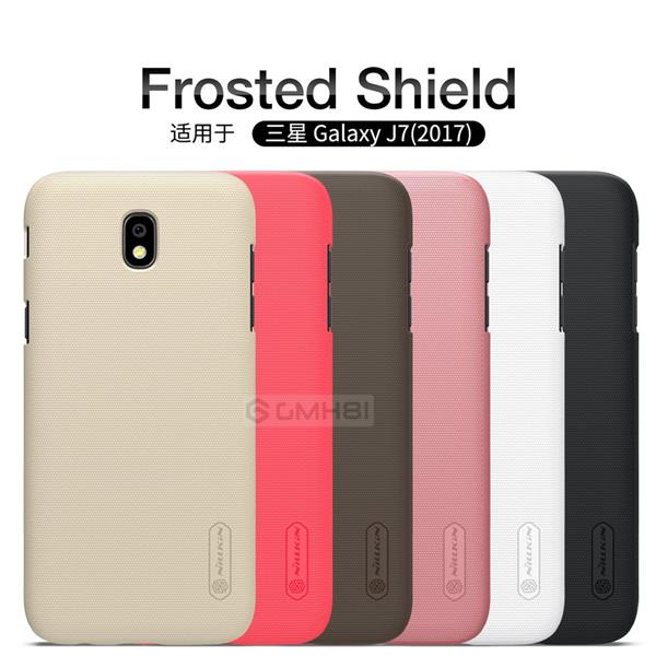 half off eec9c a1ad5 Samsung Galaxy J7 J5 J3 Pro 2017 Nillkin Frosted Hard Back Cover Case