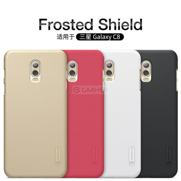 huge selection of e7e83 71a46 Samsung Galaxy J7 Plus J7+ Nillkin Super Frosted Hard Back Cover Case