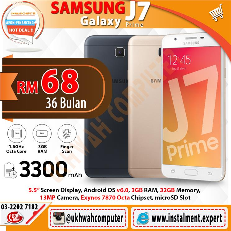 Samsung Galaxy J7 Prime 32GB Harga A End 2 12 2017 315 PM