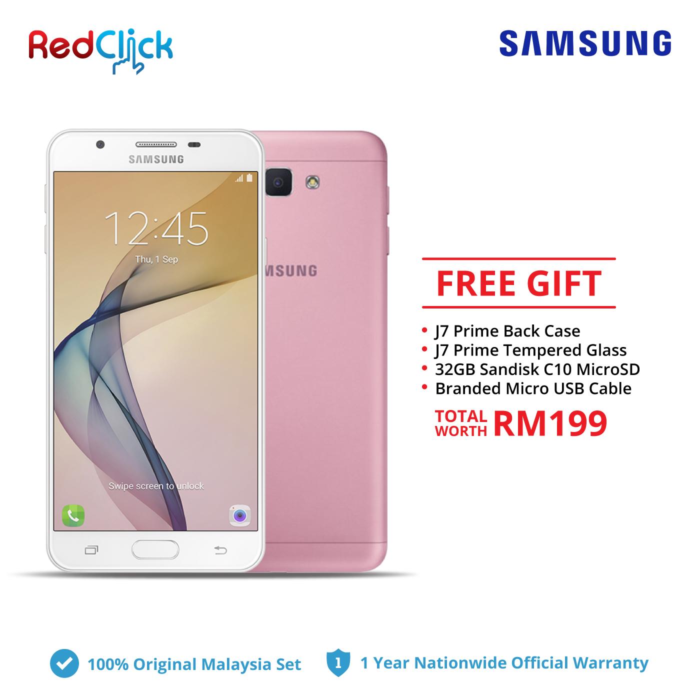 Samsung J7 2020 Review.Samsung Galaxy J7 Prime G610f 3gb 32gb 4 Free Gift Worth Rm199