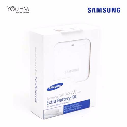 Samsung Galaxy K  Zoom Extra Battery Kit + 2430mAh Battery