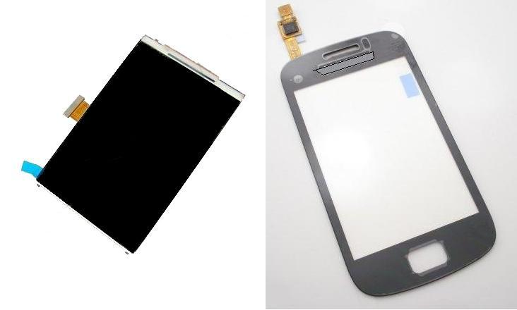 Samsung Galaxy Mini2 Mini 2 S6500 Display Lcd / Digitizer Touch Screen