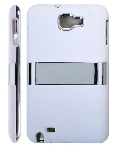 new concept b6cc1 f4616 Samsung Galaxy Note 1 Hard Case with Stand Holder Back Cover case