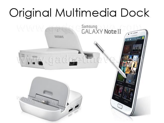 Samsung Galaxy Note 2 to Desktop PC Transformer Converter Adapter. ‹ › 8874687d3f7d
