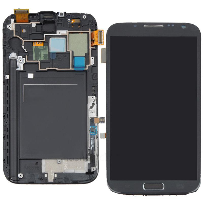 SAMSUNG GALAXY NOTE 2 RM499 LCD SCREEN REPAIR WITH INSTALLTION