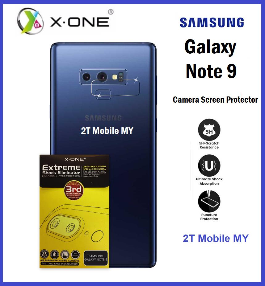 Samsung Galaxy Note 20 20 Ultra Note 10 9 X-One Camera Lens Protector