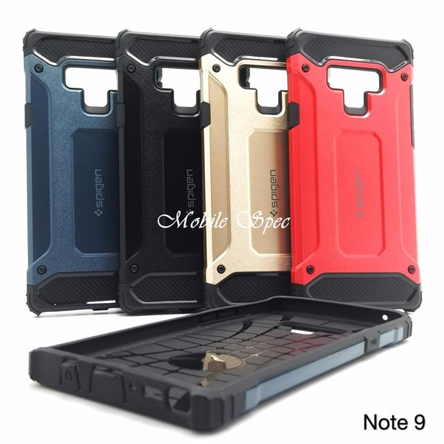 buy popular df271 2ad47 SAMSUNG GALAXY NOTE 3 4 5 8 9 SPIGEN TOUGH ARMOR TECH CUSHION CASE