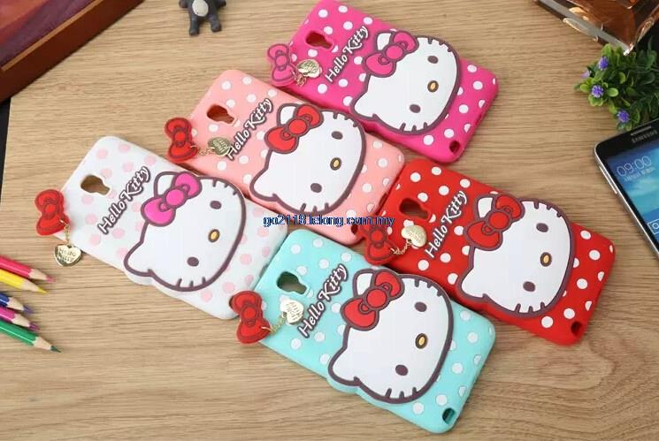 Samsung Galaxy Note 3 neo hello kitty case casing cover