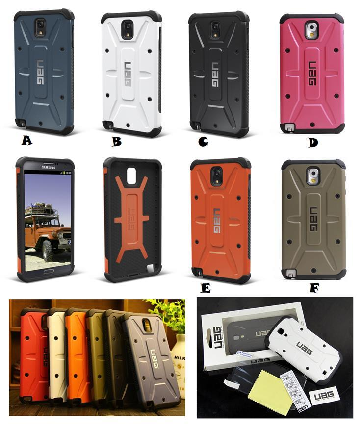 new concept 946b7 b8c16 Samsung Galaxy Note 3 Note 4 Note 5 UAG Urban Armor Gear Case Cover