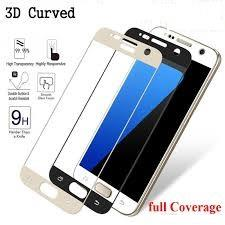 Samsung Galaxy Note 4 5 3D Full Tempered Glass Screen Protector