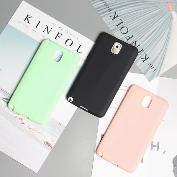 Samsung Galaxy Note 4 Candy Color Soft Case