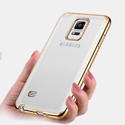 Samsung Galaxy Note 4 N9100 silicon phone protection case casing cover