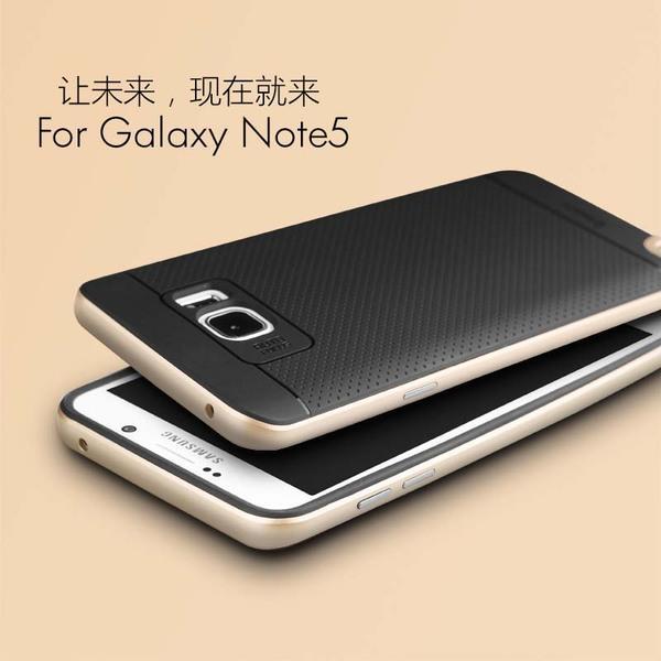 super popular 7db67 6c1f0 Samsung Galaxy Note 5 7 Original iPaky Neo Hybrid Back Case Cover