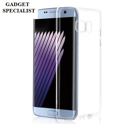 premium selection a79fd 55c0f SAMSUNG GALAXY NOTE 7 SLIM TRANSPARENT SOFT HANDPHONE CASE