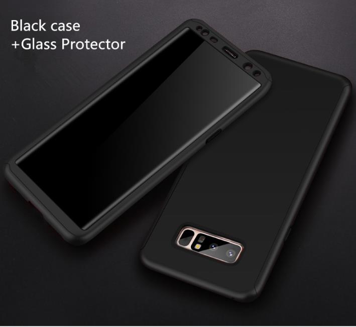 the latest b05a9 b88e5 Samsung Galaxy Note 8 360 Full Body Protection Case