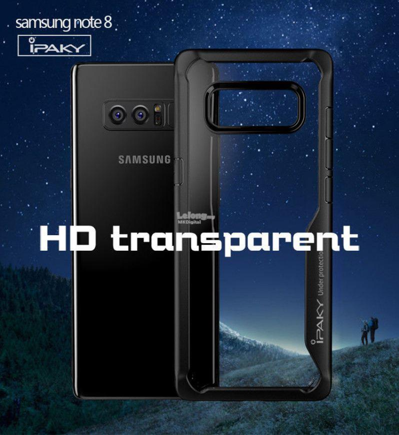 promo code 0166b 48d48 Samsung Galaxy note 8 case , Original ipaky Slim Transparent Case