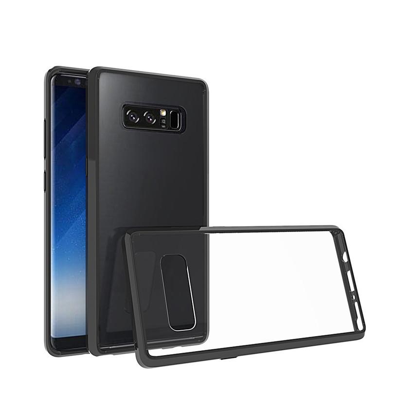 pretty nice d686a 90797 Samsung Galaxy Note 8 Protection Air Hybrid TPU Guard Case Slim Case