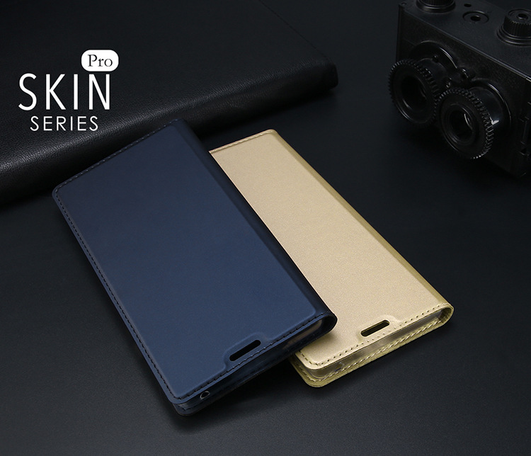 sports shoes 4dc8f 0af07 Samsung Galaxy Note 9 DUX DUCIS Luxury Flip Leather Bumper Case Cover