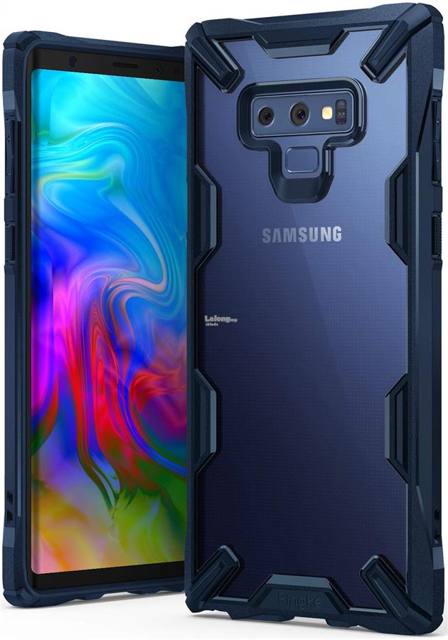 new concept 166a0 d43d0 Samsung Galaxy Note 9 - Ringke [Fusion-X] Fusion X TPU Bumper Case