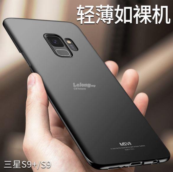 online store a46fb cc54e Samsung Galaxy Note 9 / S9 Plus MSVII Slim Hard Matte Case Cover