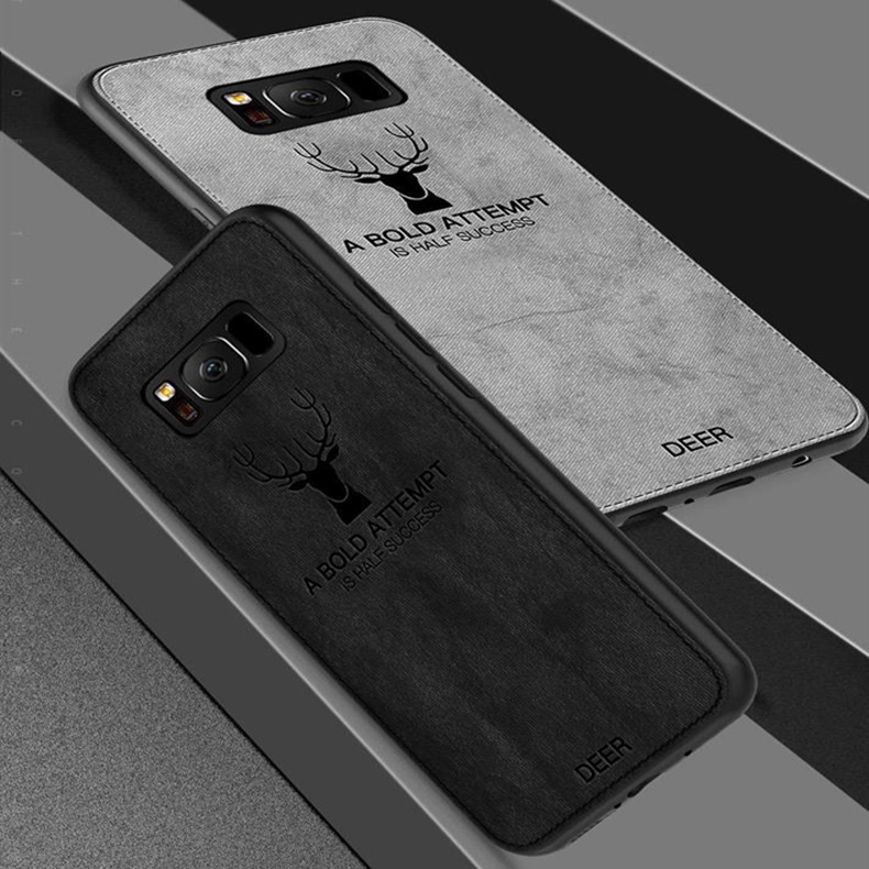 brand new 5cf4b 67830 Samsung Galaxy Note 9 S9 Plus S8 Plus S7 Edge Deer Soft Case Cover Casing