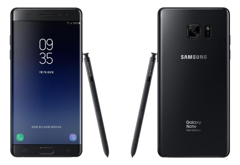 Samsung Galaxy Note FE Fan Edition 64GB ROM + S-Pen Samsung SME Msia