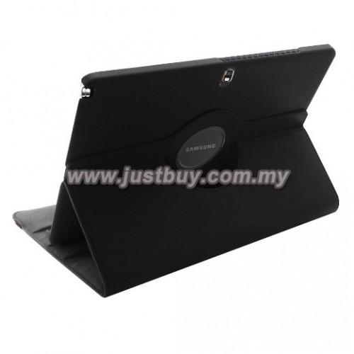 Samsung Galaxy Note PRO / Tab PRO 12.2 Rotating Leather Case - Black