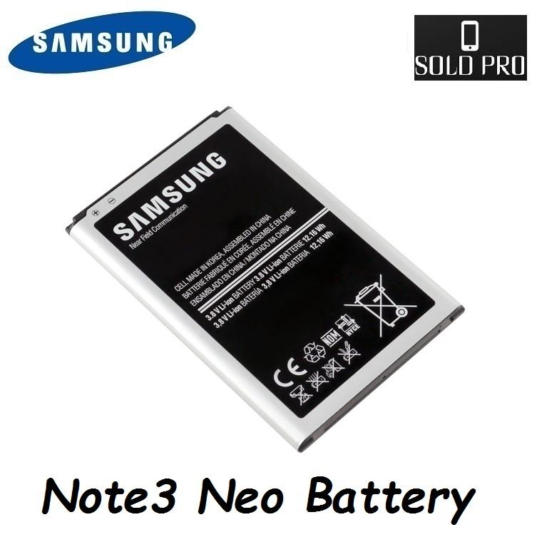 Samsung Galaxy Note3 Neo Battery New Replacement 3100mAh