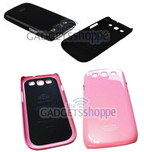 SAMSUNG GALAXY S3 i9300 SGP SLIM HARD CASE
