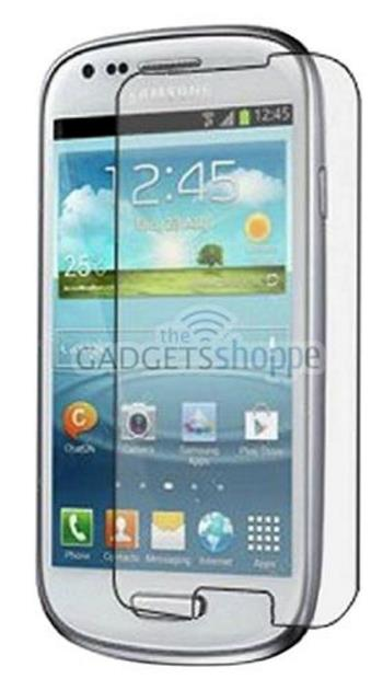 SAMSUNG GALAXY S3 MINI I8190 CLEAR SCREEN PROTECTOR
