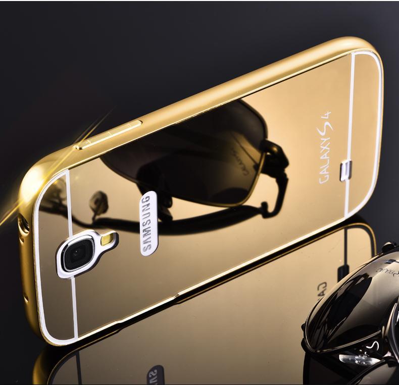 on sale 8fcab b1ac8 Samsung Galaxy S4 Metal Case Cover Casing Aluminium Case Cover Casing