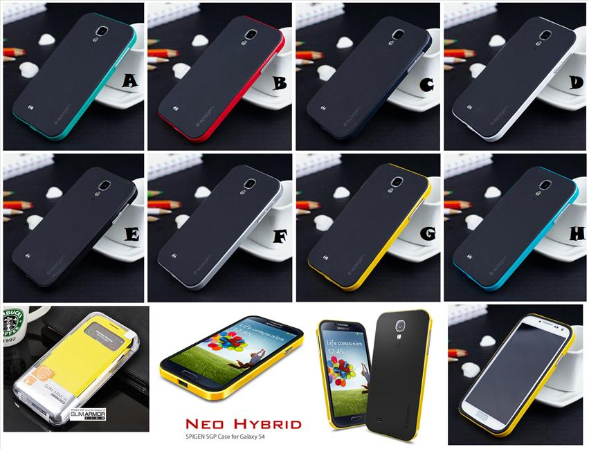 outlet store 52cee 823d5 Samsung Galaxy S4 SPIGEN SGP NEO HYBRID SLIM Case Cover *FREE SP*