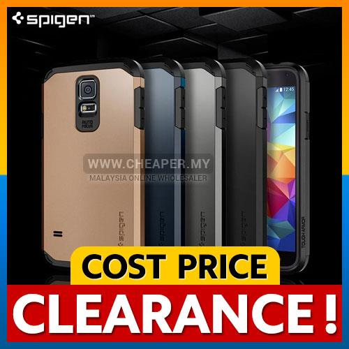 buy popular 96597 3c0a2 Samsung Galaxy S5 Case i9600 SGP SPIGEN Tough Armor