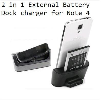 new arrival 7dacf 6e2ef Samsung Galaxy S5 S4 S3 S2 Note 4 3 2 External Battery Charger Dock