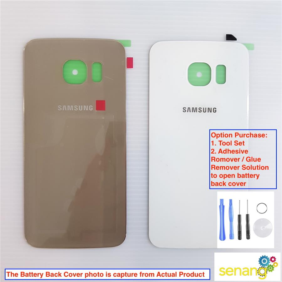 Samsung Galaxy S6 edge Battery Back Cover SM-G925F Battery Back Cover