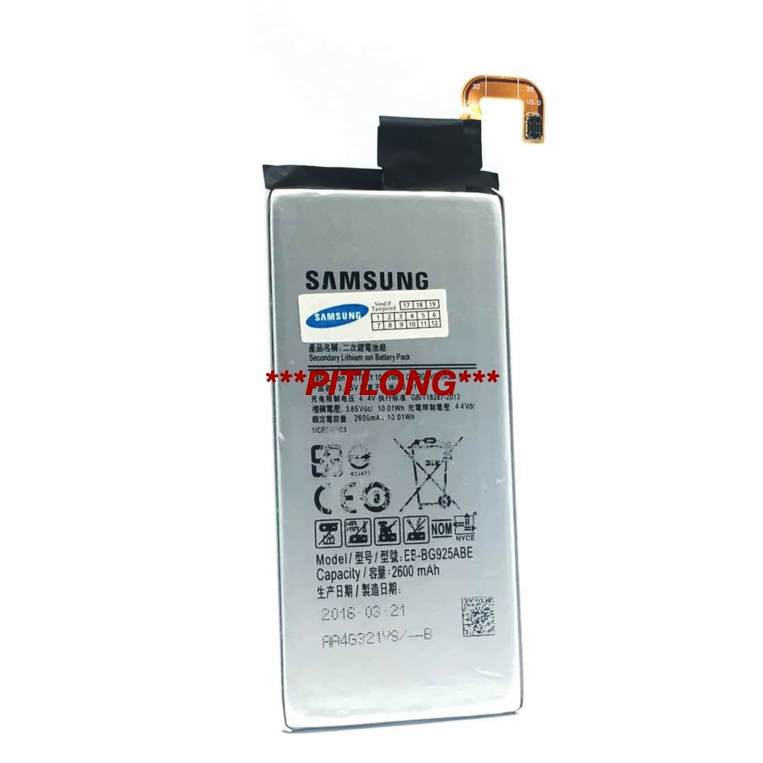 SAMSUNG GALAXY S6 EDGE EB-BG925ABE 2600MAH ORIGINAL BATTERY