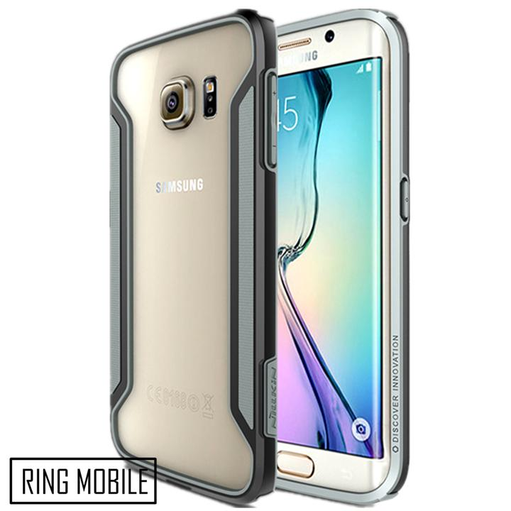 Samsung Galaxy S6 Edge Nillkin Armor Border series Bumper Case - Black
