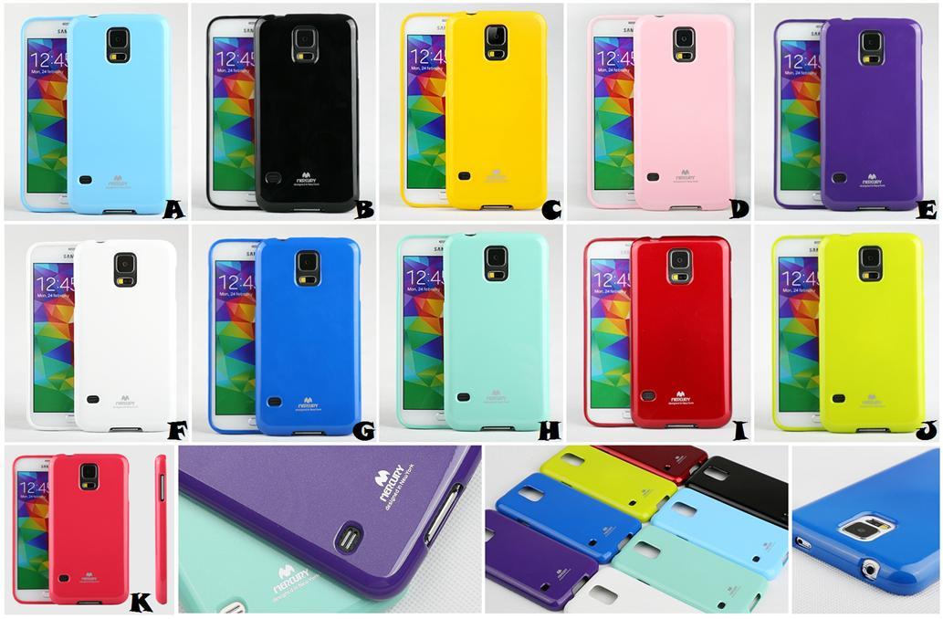 buy popular 7c4c7 cc062 Samsung Galaxy S6 Edge Plus MERCURY GOOSPERY JELLY Case Cover *FREE
