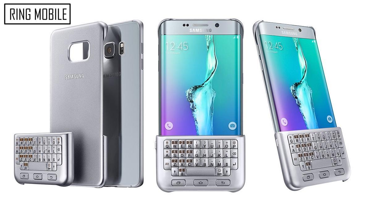 low priced 75c6d 3ce01 Samsung Galaxy S6 Edge+ / S6 Edge Plus Keyboard Cover Case - Original