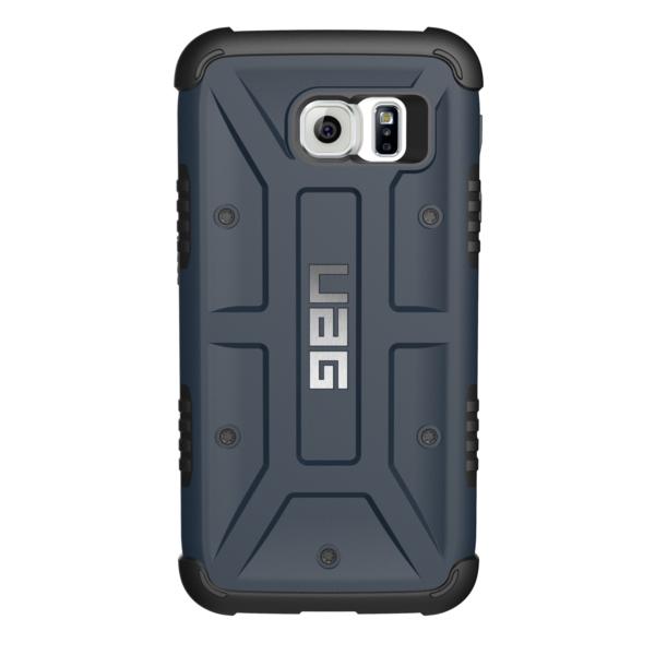 separation shoes e30b4 06e20 Samsung Galaxy S6 Edge Urban Armor Gear Composite Military Drop Tested  Phone C