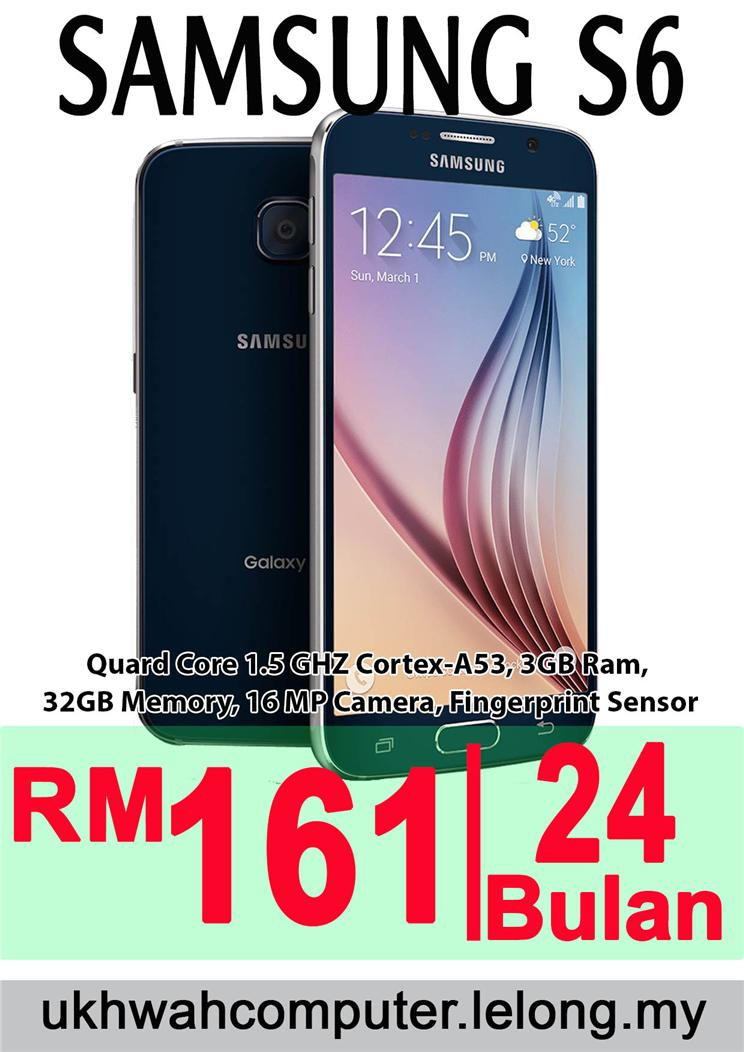 SAMSUNG GALAXY S6 HARGA ANSURAN INS End 2 16 2017 1141 AM