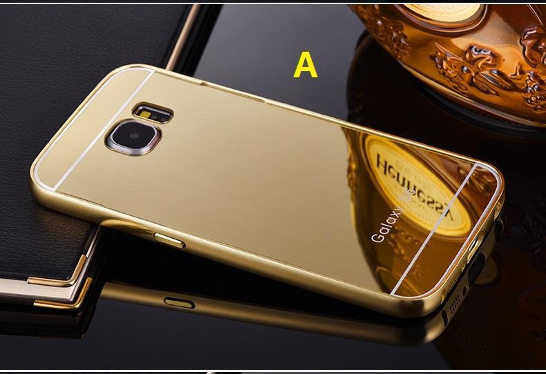 pretty nice c856f ed797 Samsung Galaxy S6 Metal Case S6 Aluminium Case Cover Casing